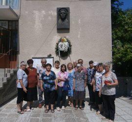 184 години от рождението на Апостола почетоха в с.Левски