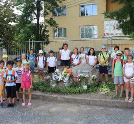 Панагюрище отбеляза 184 години от рождението на Васил Левски