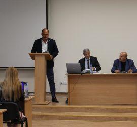 Удължиха договора на управителя на Вик дружеството в Панагюрище Марин Вулев