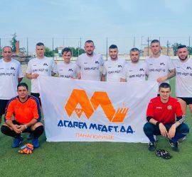 """Отборът по мини футбол на """"Асарел-Медет"""" стартира във финалите на """"Лига България"""""""