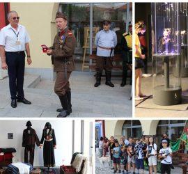 За поредна година Панагюрище се включи в Европейската нощ на музеите