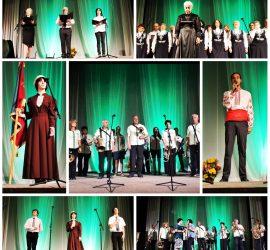 """НЧ""""Виделина-1865"""" отбеляза 155 години от основаването си и 145 години от Априлското въстание с концерт """"Да бъде светлина"""""""