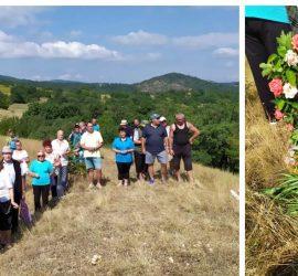 """С курбан на местността """"Венеца"""" жителите на село Баня почетоха св. Илия"""