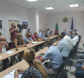 По-строги мерки за справяне с пожарите бяха обсъдени на заседание на Областния съвет за намаляване риска от бедствия