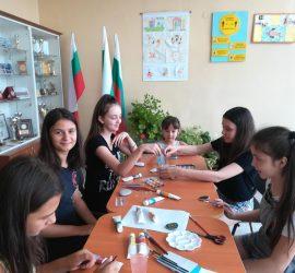 Младите хора и читалището – възможност за творчество и споделеност