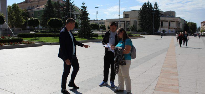 Изнесена приемна в Панагюрище проведе днес ОИЦ– Пазарджик