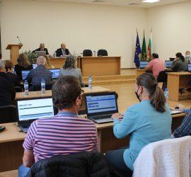 Заседание на Общински съвет- Панагюрище- 28.09.2021г. /видео/