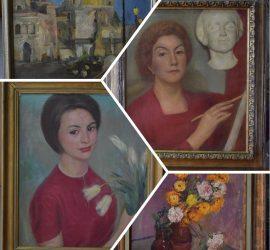 Изложба, посветена на признатия творец с панагюрски корени Олга Брадистилова