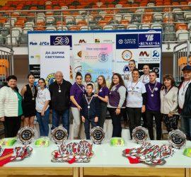 Проведе се Четвъртият волейболен турнир в памет на инж. Тодор Стоицев